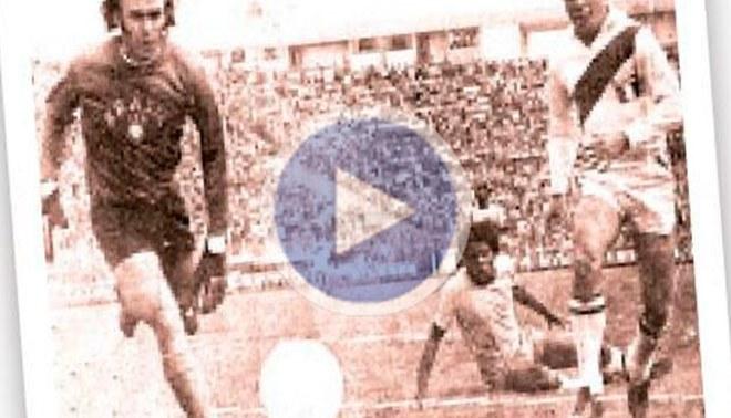 LO QUE TU VIEJO NO TE CONTÓ: 1975: El inolvidable saltito del 'Loco' [VIDEO]