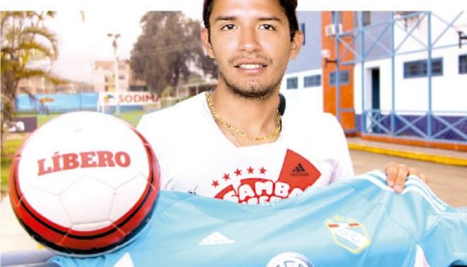 Sporting Cristal podría fichar a Reimond Manco en junio