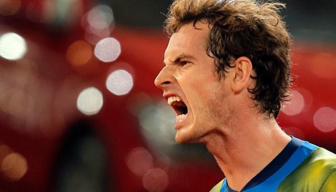 Andy Murray quedó eliminado hoy del Masters de Madrid