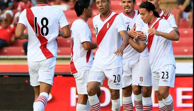 Perú venció 2-1 a Panamá con goles de Yordy Reyna y Cristian Benavente [VIDEO]