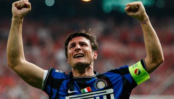 Javier Zanetti renovó por un año con Inter de Milán