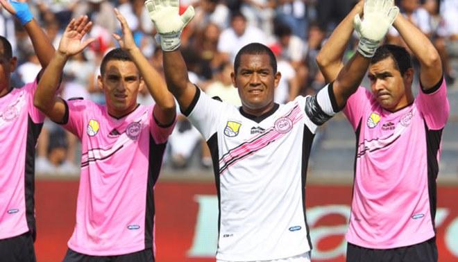 Pacífico FC superó hoy 1-0 al Inti Gas en Huacho