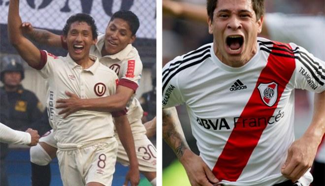 Universitario alista un amistoso ante el poderoso River Plate
