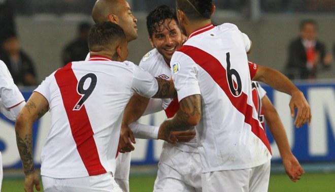 Selección peruana está en el Top 20 del ranking de la FIFA