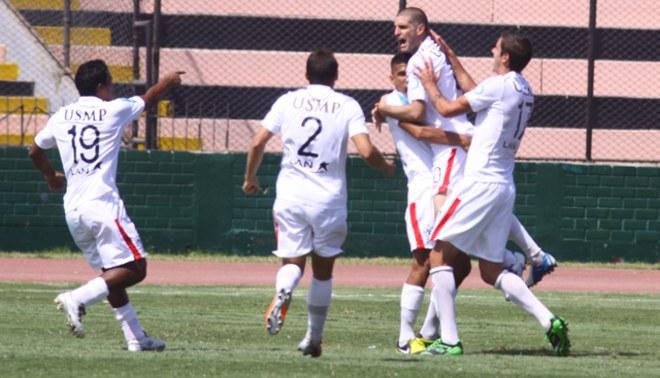 Descentralizado 2013: San Martín derrotó 2-1 a Cienciano en el Callao [VIDEO]