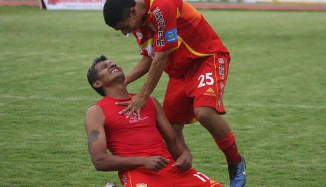 Ángelo Cruzado: Sport Huancayo es un equipo pequeño que 'mata' en el campo