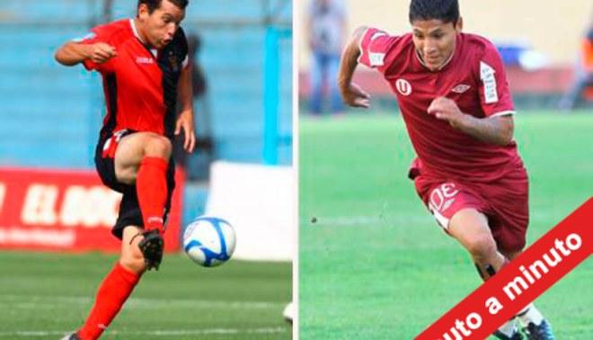 [FINAL] Universitario empató 2-2 ante Melgar en Arequipa