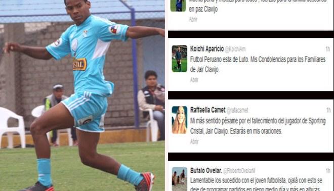 Deportistas expresaron sus sinceras condolencias por el fallecimiento de Yair Clavijo