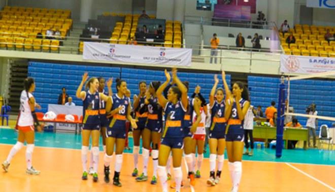 Mundial Tailandia 2013: Eslovenia será el rival de Perú en octavos de final