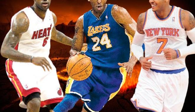 Kobe Bryant lidera lista de mejores pagados de la NBA [VIDEO]