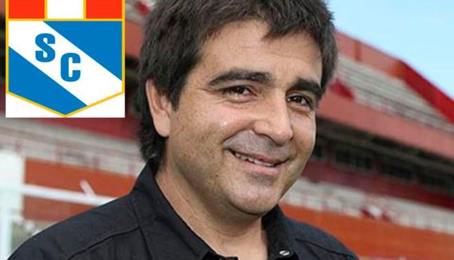 Claudio Vivas es el nuevo entrenador de Sporting Cristal