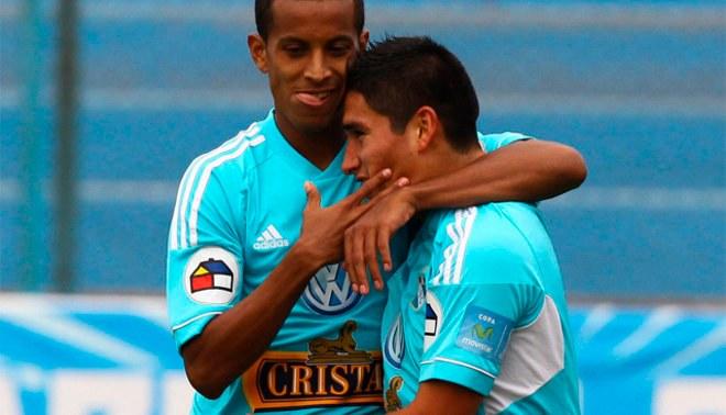 Sporting Cristal venció 1-0 a Sport Huancayo y se acerca al líder de la Liguilla A [VIDEO]