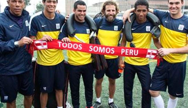 Alianza Lima alienta a la selección peruana con emotivo video