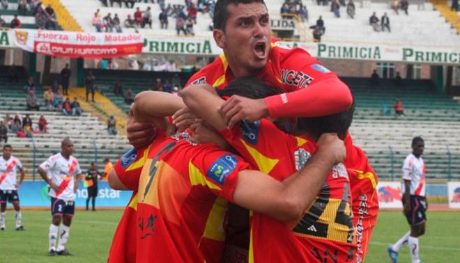Descentralizado: Sport Huancayo venció 1-0 a Melgar con tanto de Ryan Salazar [VIDEO]