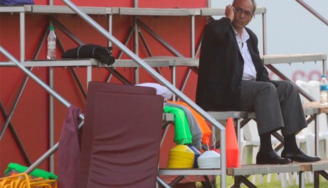 Si el Poder Judicial sanciona a Manuel Burga, la FIFA se lavará las manos