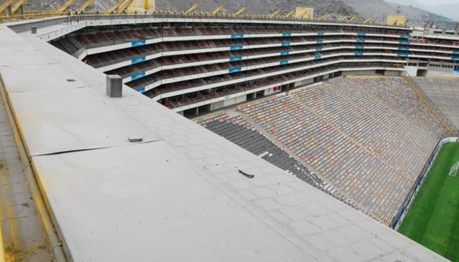 Universitario de Deportes: Se levantó clausura de los palcos del Estadio Monumental
