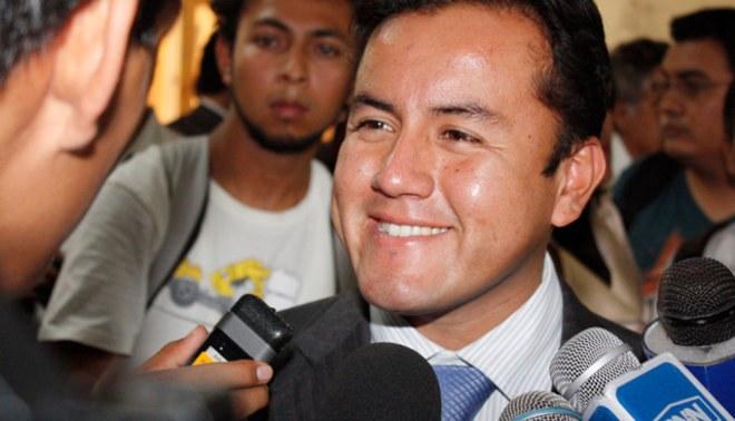 """Richard Acuña: """"Soy una persona opositora a que se reelija a Manuel Burga"""" [VIDEO]"""