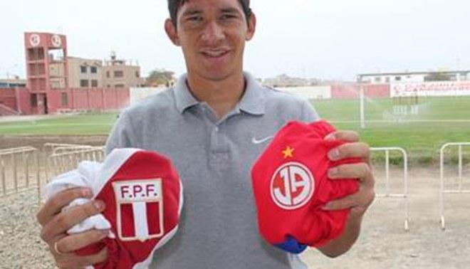 """Roberto Ovelar: """"Aceptaría jugar por la selección peruana por gratitud"""""""