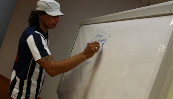 El profe y su fórmula