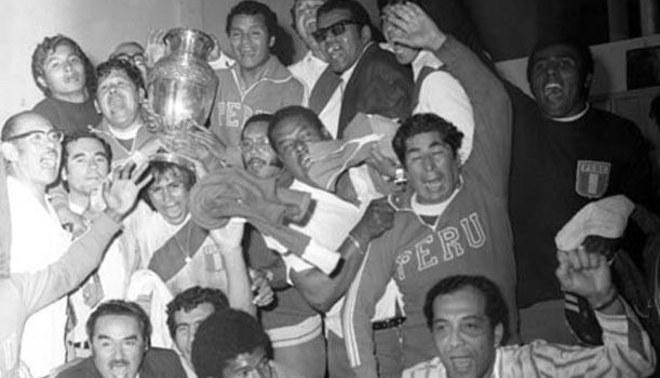 Un día como hoy Perú fue campeón de la Copa América [VIDEO]