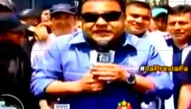 ¡Bravazo¡ Qué tal previa armó Juan Carlos Orderique en Matute [VIDEO]