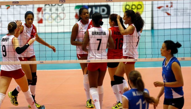 Juegos Bolivarianos 2013: Selección peruana de vóley venció 3-0 a Bolivia