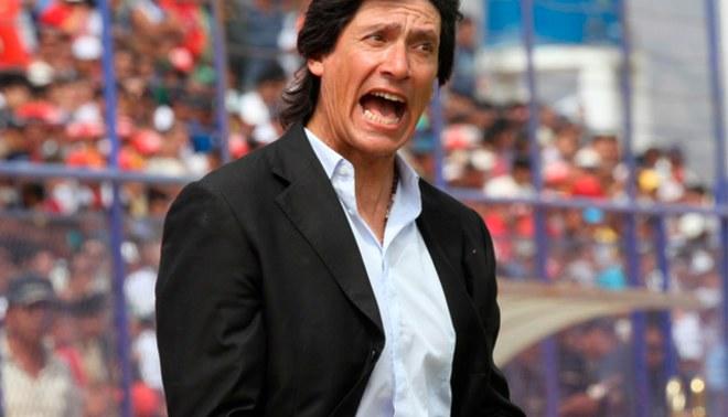 """Angel Comizzo: """"Venceremos a Real Garcilaso tanto de visita como de local"""""""