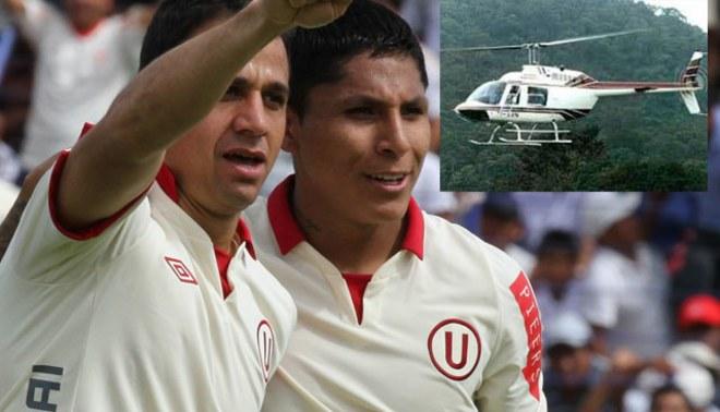 Universitario vs. Garcilaso: Cremas viajarán a Espinar en ¡cuatro helicópteros!