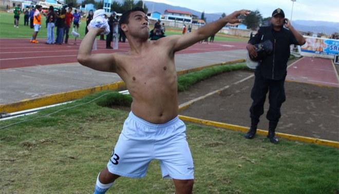 Alfredo Ramúa lloró tras marcar golazo a Universitario de Deportes [VIDEO]