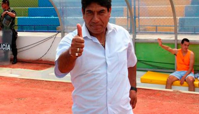 """""""Petróleo"""" García: """"Tengo un equipo que nunca baja los brazos"""""""