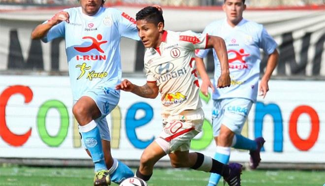 "Raúl Ruidíaz: ""Hoy prometo salir campeón"""