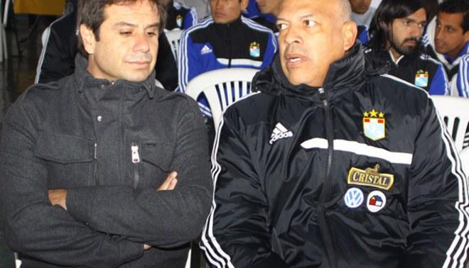 """Sporting Cristal sobre Mosquera: """"Juan Aurich nos pidió disculpas por sus declaraciones"""""""