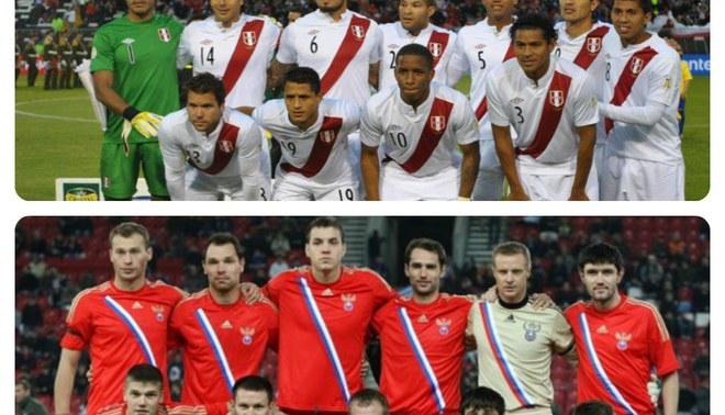 Selección peruana jugaría con Rusia