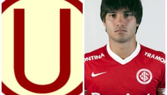 """Dalton Moreira: """"Quiero jugar la Copa Libertadores con Universitario"""""""