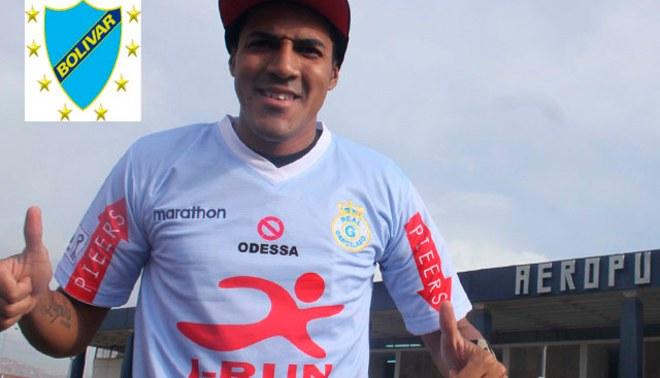 Anderson Cueto podría jugar en el Bolívar de la Paz a mitad de año