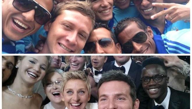 Sporting Cristal: Jugadores rimenses  posaron al estilo del Oscar [FOTO]
