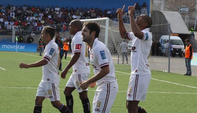 Copa del Inca: UTC derrotó a Los Caimanes y es líder del Grupo B [VIDEO]