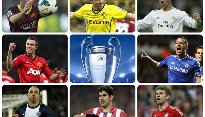 Champions League: Sorteo de cuartos de final será este viernes
