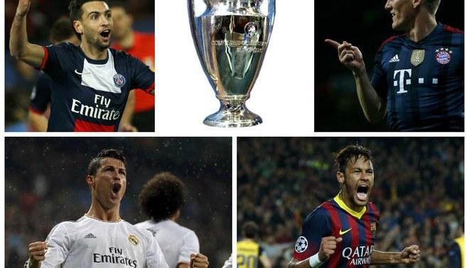 Champions League: Conoce todos los resultados de los cuartos de ...