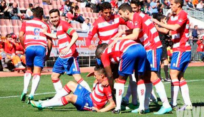 Y Sergio armó la Peña en Granada