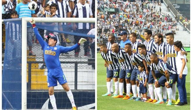 Alianza Lima es el único club invicto del Torneo del Inca 2014, en plena fecha 8