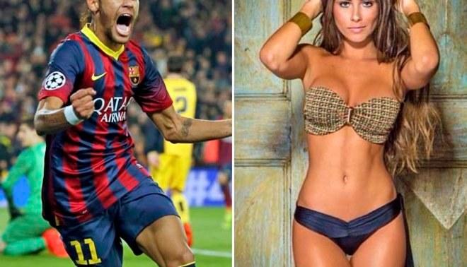 Neymar encuentra consuelo en veinteañera Gabriella Lenzi [FOTOS / VIDEO]