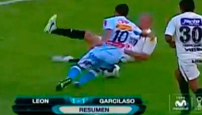 Real Garcilaso: Alfredo Ramúa y el golazo al estilo Lionel Messi [VIDEO]
