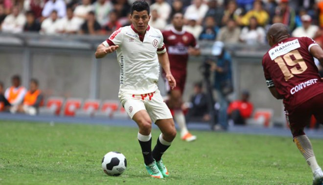 Universitario de Deportes igualó 1-1 ante UTC en el Estadio Nacional [VIDEO]