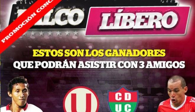 Universitario vs. Unión Comercio: Conoce a los afortunados que asistirán al Palco Líbero