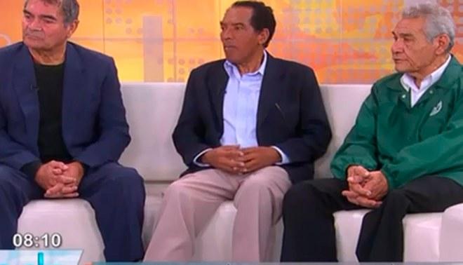 Selección Peruana: Mundialistas de México 70 exigen pensión de gracia al Estado [VIDEO]