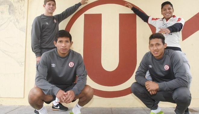 Universitario de Deportes: Édison Flores, Cris Martínez, Raúl Ruidíaz y Christofer Gonzales le piden a la hinchada apoyarlos hasta el final