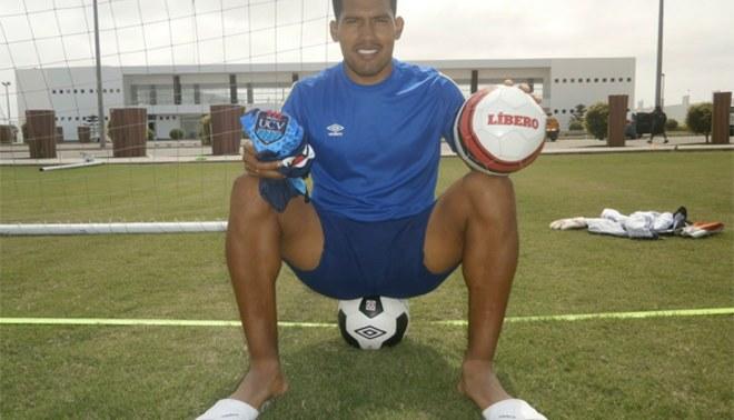 César Vallejo: Andy Pando confía en avanzar en la Copa Sudamericana