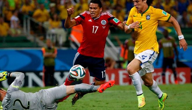 Brasil vs. Colombia: con Neymar y Robinho, el ´scratch´ quiere vencer hoy a los ´cafeteros´ [VIDEO]