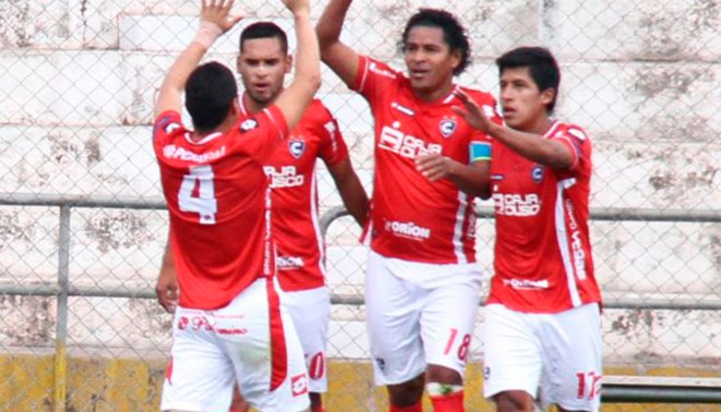 Cienciano vs. Inti Gas: el ´papá´ empató 0-0 ante los ´gasíferos´ en el torneo Clausura